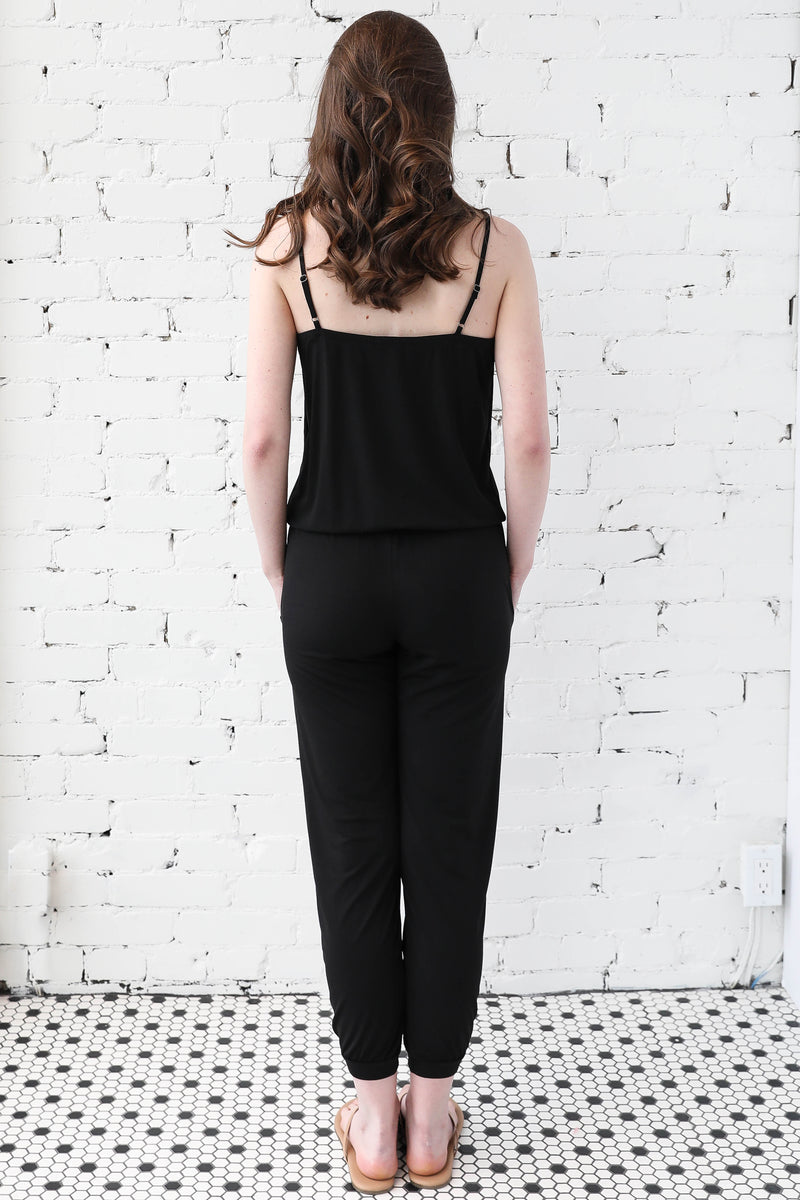AVERY RAYNE </br>Tank Jumpsuit