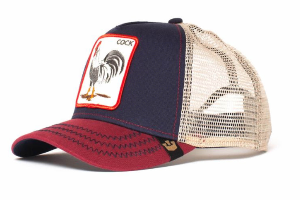GOORIN BROS </br>All American Rooster Trucker Hat Unisex