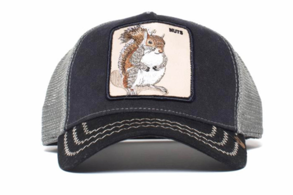 GOORIN BROS </br>Squirrel Master Trucker Hat Unisex