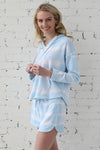 THREAD & SUPPLY </br>Oceanside Hoodie & Shorts Set