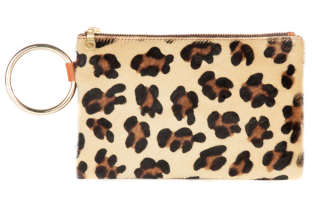 BRAVE </br>Vice Leopard Clutch