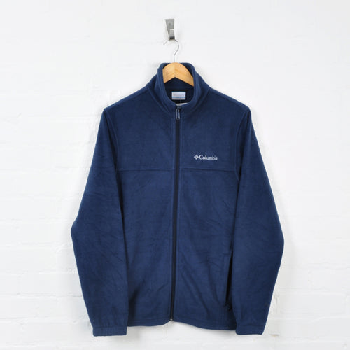 Columbia Fleece Blue Small