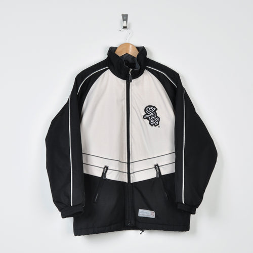Vintage Chicago White Sox Jacket Black Small