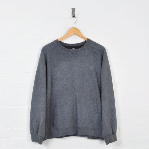 Starter Sweater Grey Large