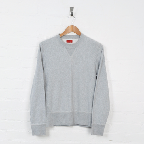 Levi's Sweater Grey Ladies Small