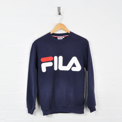 Fila Sweater Navy XS