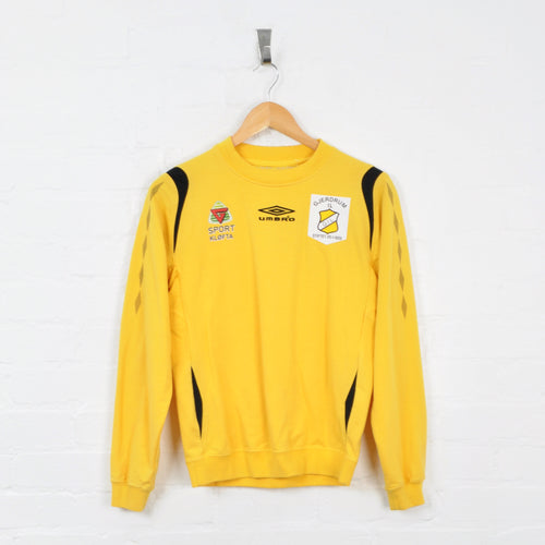 Umbro Sweater Yellow XS