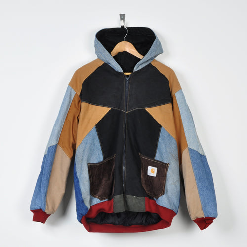 Vintage Reworked Carhartt Jacket Multi Medium