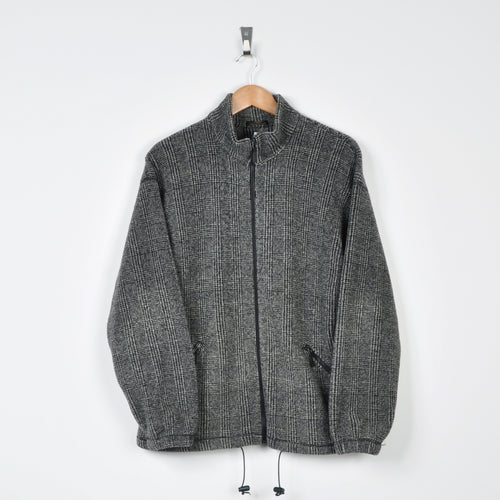 Retro Fleece Grey Medium