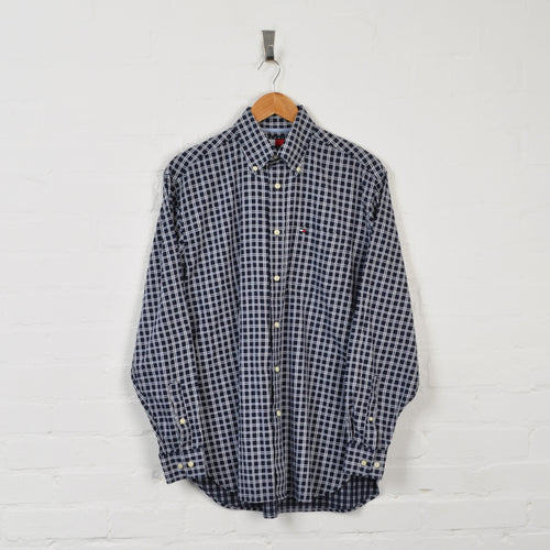 Tommy Hilfiger Shirt Navy Small