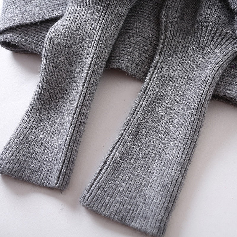 LVs Knitted Scarf