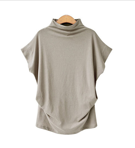 LVS Simple Cotton Blouse