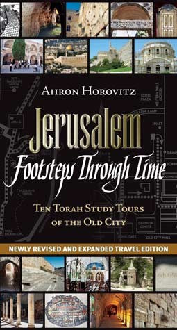 Jerusalem: Footsteps Through Time