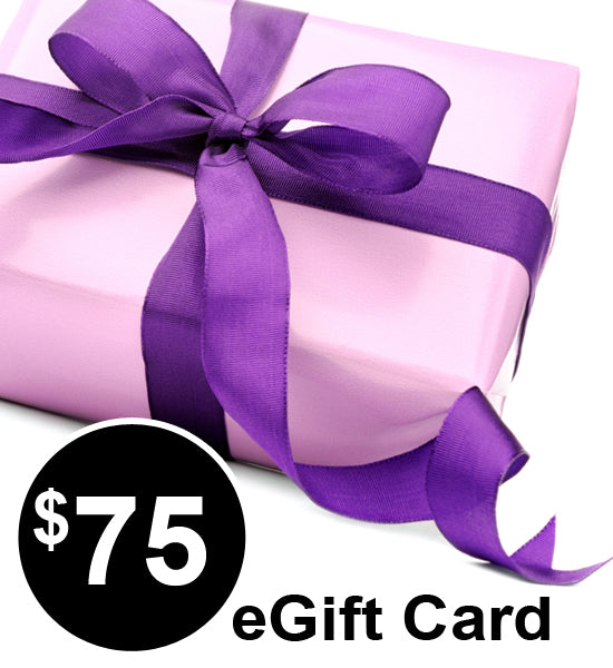 $75 eGift Card
