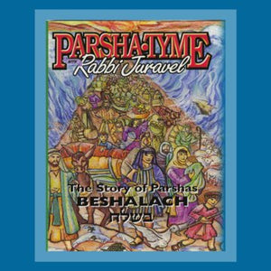 Parsha Tyme with Rabbi Juravel - The Story of Parshas Beshalach