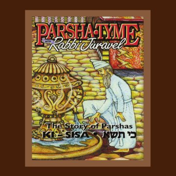 Parsha Tyme with Rabbi Juravel - The Story of Parshas Ki Sisa