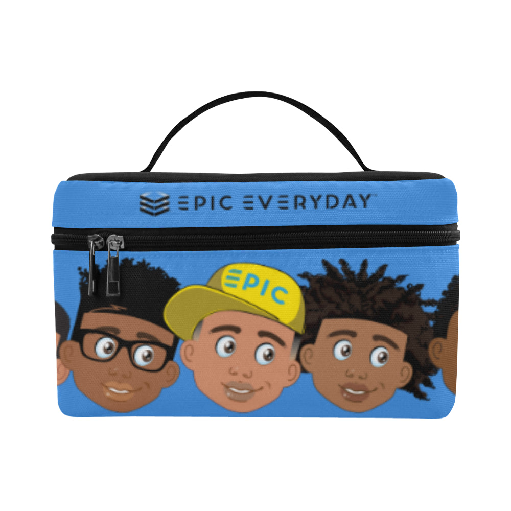 Blue Boys Lunchbag