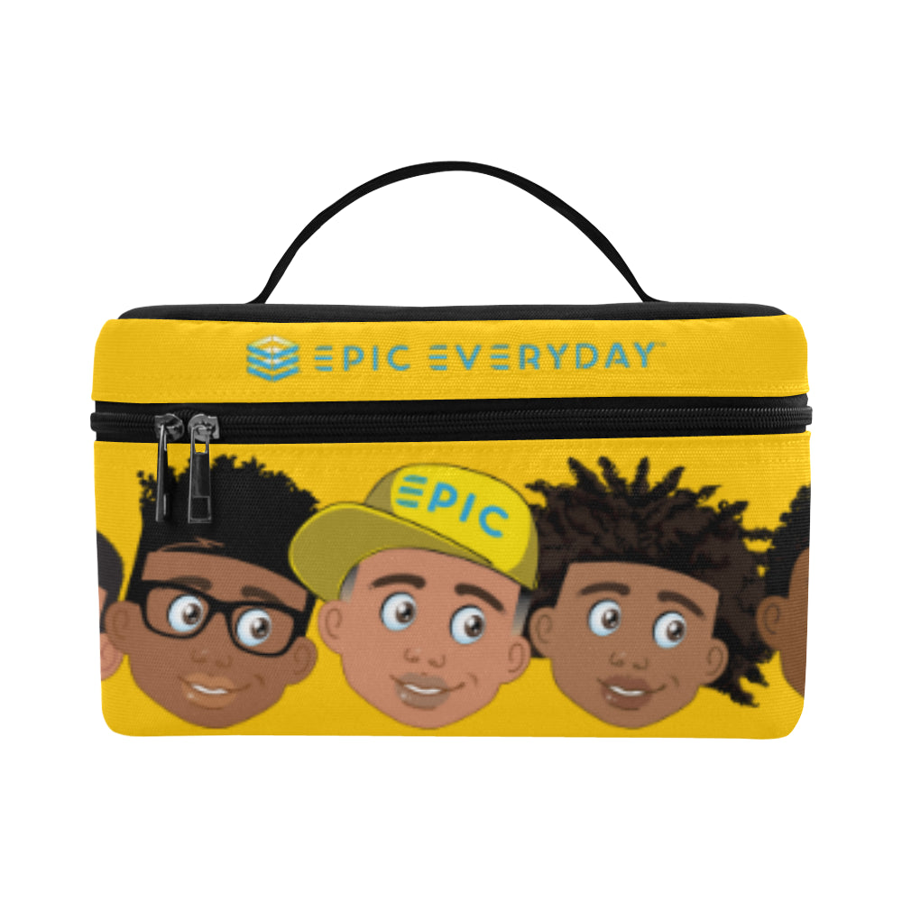 Yellow Boys Lunchbag