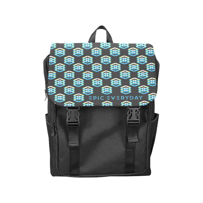 Black Commuter Backpack