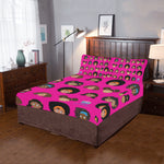 All Girl Twin/Full Duvet Cover Set (inserts are NOT included)