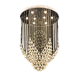 Modern Flush Mount Decorative Ceiling Light