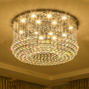 Modern Round Ceiling Flush Mount Light