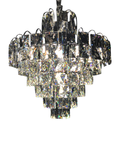 Modern and Elegant Crystal Chandelier