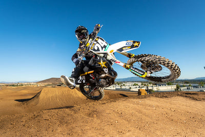 ETS Racing Fuels announces partnership with Rockstar Energy Husqvarna Factory Racing Team in the US