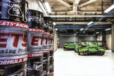 ETS Racing Fuels continues partnership with Curbstone