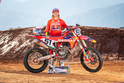 ETS Racing Fuels announces partnership with Troy Lee Designs/Red Bull/GASGAS Factory Racing Team in the US