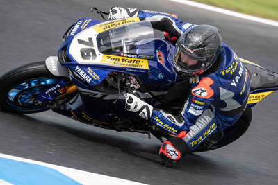 Ten Kate Racing Yamaha extends technical partnership with ETS Racing Fuels