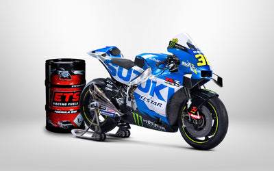ETS Racing Fuels supports Suzuki Ecstar victory in MotoGP World Championship