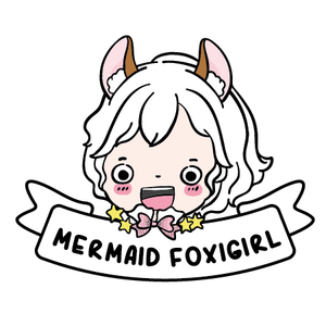 *NEW* MERMAID FOXIGIRL