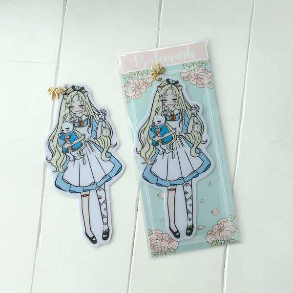 NEW PRODUCT! Alice inspired foxigirl Bookmark-LIMITED QUANTITIES ONLY!!