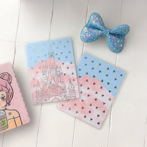 Castle foxigirl micro hp cover-LIMITED STOCK