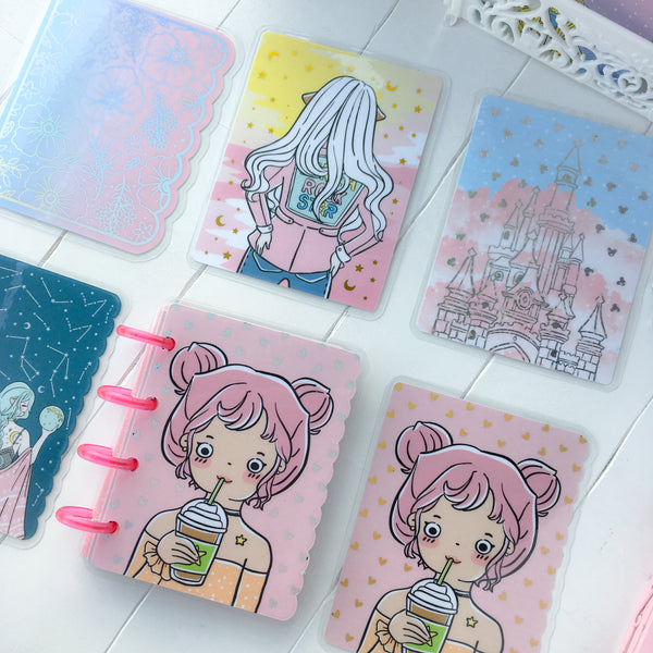 Celestial foxigirl micro hp cover-LIMITED STOCK