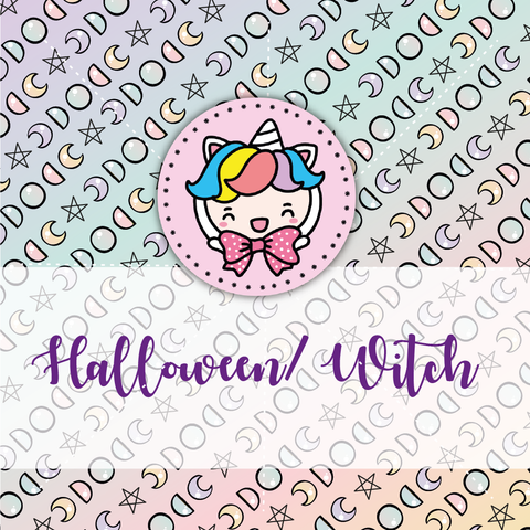 NO CODE: Halloween/witch foxigirl themed Bundle-about 20% less! LIMITED Bundles only