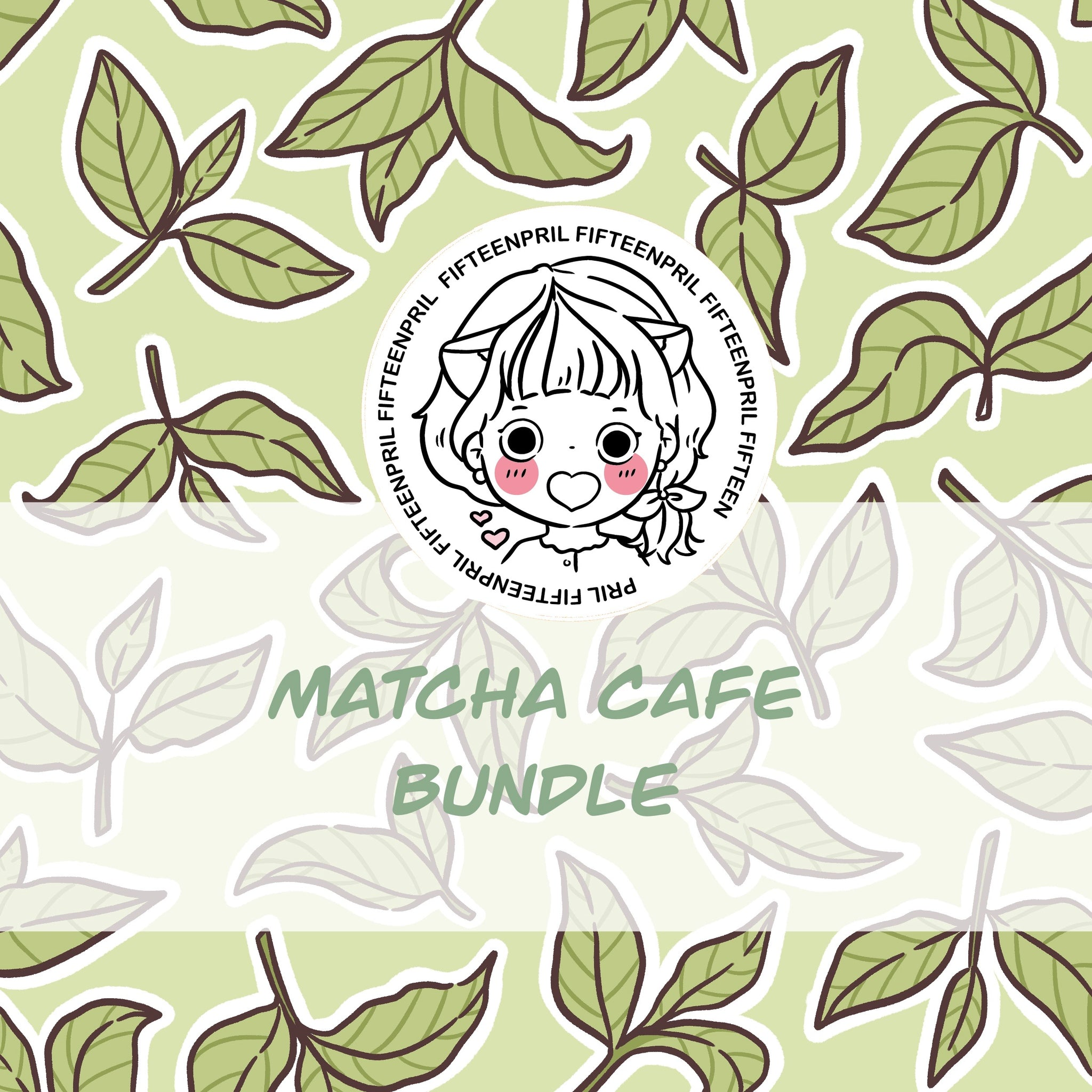 Matcha cafe foxigirl Bundle🍓-more than 20% off! LIMITED Bundles only