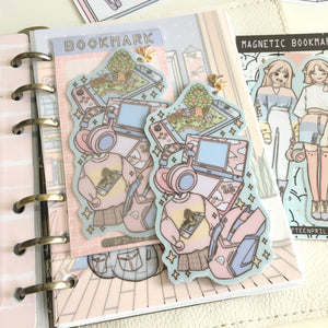 Gamer girl items Bookmark-LIMITED QUANTITIES ONLY!!- NOT IN THE BUNDLE