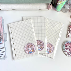 A7/pocket grid inserts