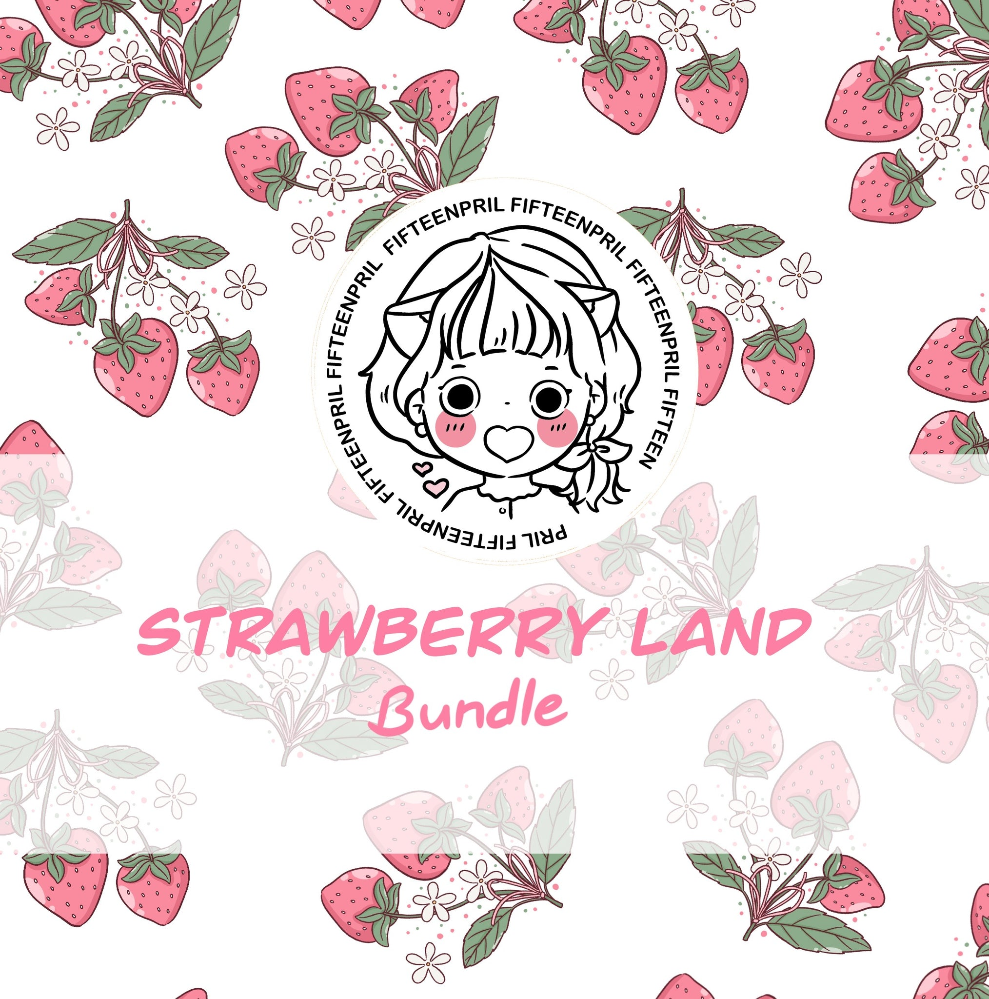 Strawberry land foxigirl Bundle🍓-more than 20% off! LIMITED Bundles only