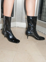 Load image into Gallery viewer, Celine patent boots