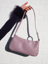 Load image into Gallery viewer, Lilac baguette bag