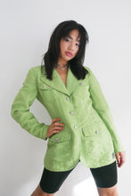 Load image into Gallery viewer, Versace lime jacket