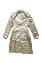 Load image into Gallery viewer, Chinese satin long jacket