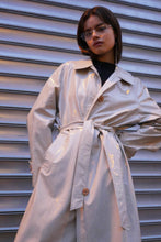 Load image into Gallery viewer, Vinyl Nina Ricci trench