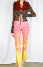 Load image into Gallery viewer, Roberto Cavalli gradient pants