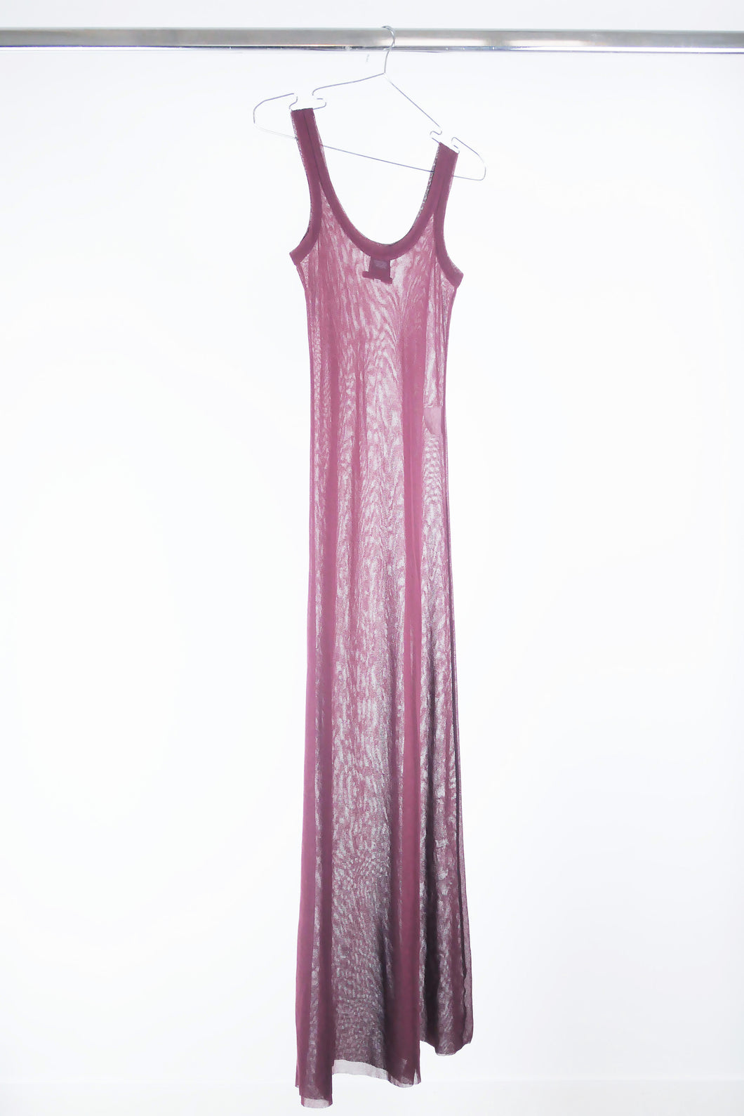Jean Paul Gaultier sheer dress