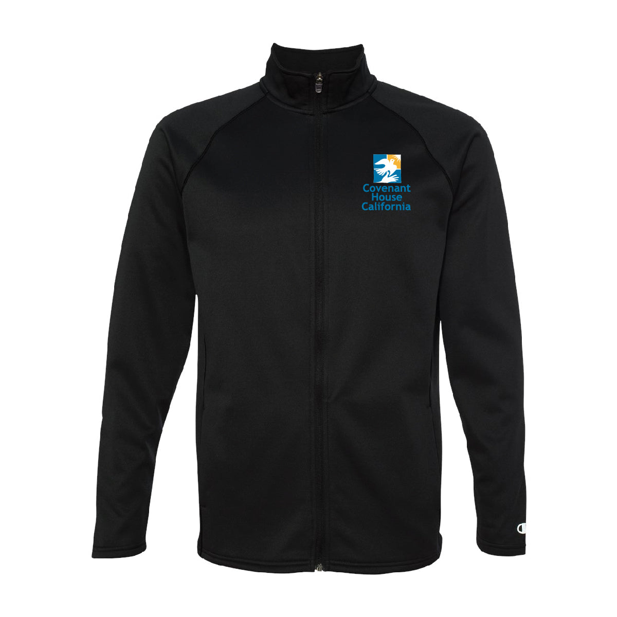 Full Zip Jacket - Black