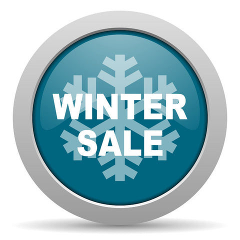 Our Winter Sale is on!